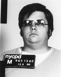 Mark David Chapman look alike