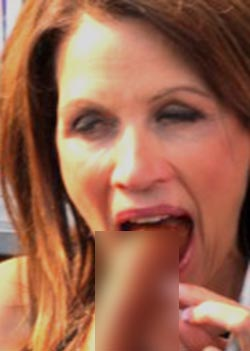Michele Bachmann sex tape